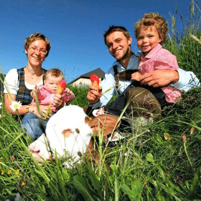 Tevreden klant Boerderij-ijs